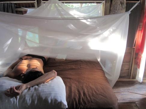 camping cabin costa rica