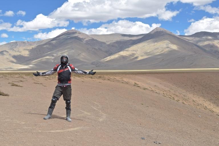 biker india himalayas