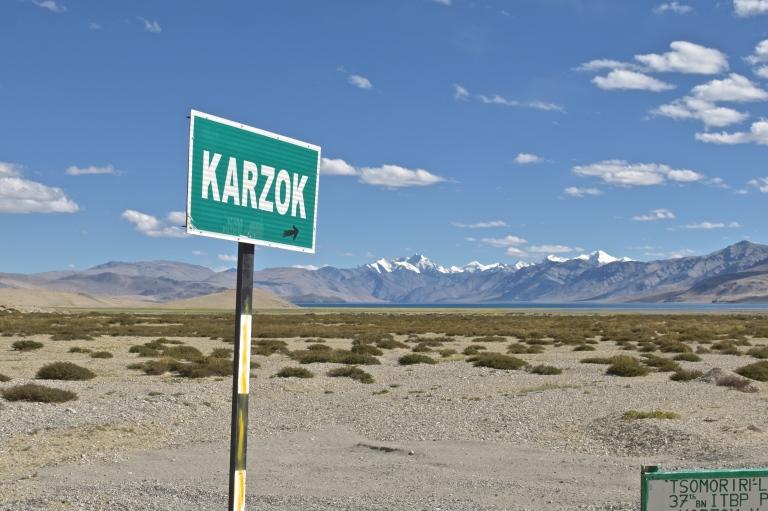 Karzok India
